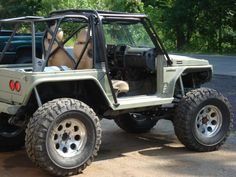 Fender Cutting - Great Lakes 4x4. The largest offroad forum in the Midwest