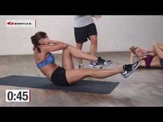The Three-Minute Ultimate Core Workout - YouTube