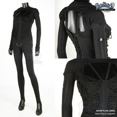 Today's #FeaturedItem is the beautifully detailed Aeon Flux's Costume, which was worn in the production of Karyn Kusama's sci-fi espionage film Aeon Flux (2005)!    Don't forget to head on over to propstore.com to see more of our new arrivals and much more!  #AeonFlux #Costume #NewAddition #PropStore