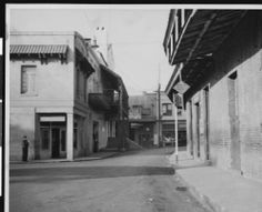 Street in front of the Dalo Building in Jackson, ca.1930. http://digitallibrary.usc.edu/cdm/ref/collection/p15799coll65/id/19905