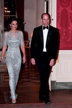 Судя по всему, Кейт простила своего ветреного супруга. Фото: REUTERS