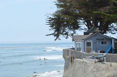 santa cruz, surf, california