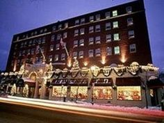 Saranac Lake (NY) The Hotel Saranac United States, North America The Hotel Saranac is perfectly located for both business and leisure guests in Saranac Lake (NY). The hotel offers a wide range of amenities and perks to ensure you have a great time. Facilities like business center, disabled facilities, family room, Wi-Fi in public areas, pets allowed are readily available for you to enjoy. Non smoking rooms can be found in each guestroom. The hotel offers various recreational o...