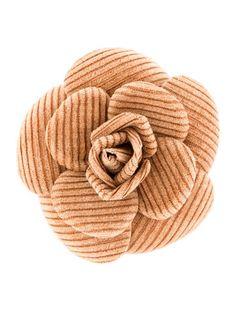 Chanel Camellia Brooch w/ Tags