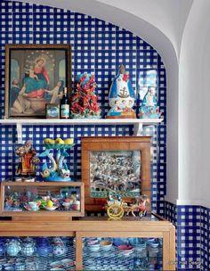 Rustic Style cottage kitchen featured in World of Interior interior design magazine