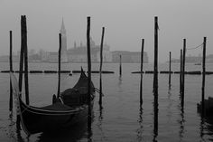 Only one Gondola by Andrea Zavagnin on 500px