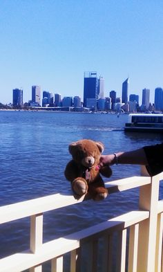 Marly's Visit To Perth, Western Australia