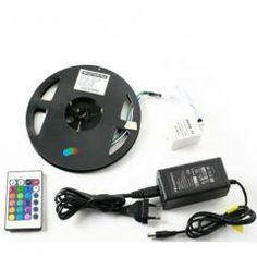 RGB ŞERİT LED SET  İÇ MEKAN (3 ÇİP 30 LED)