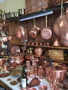 **Antica Bottega Artistica Dal Toso (copperware) - Vicenza, Italy