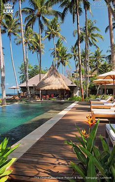The Chandi Boutique Resort situated in a beautiful coconut grove on the west coast of Lombok Islan. Only a 5 minutes drive from Senggigi, Lombok's tourist and shopping area, 20 minutes drive to Mataram (capital of Lombok) and 60 minutes' drive to Lombok´s International Airport. #thechandiboutiqueresort #lombok #boutiquehotel #indonesiahotel #beachhotel