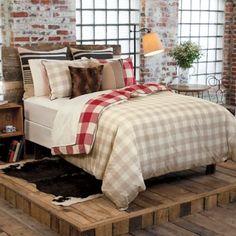 Lady Antebellum's Heartland® Smokey Mountains Reversible Comforter Set in Multicolor - BedBathandBeyond.com