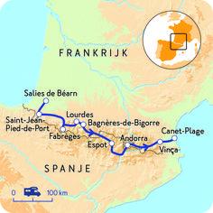 Camperreis door Frankrijk en Spanje | NKC