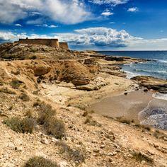 Cabo de Gata, Almería, Spain <3 Beautiful