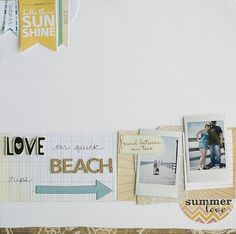 A Project by AllisonWaken from our Scrapbooking Gallery originally submitted 08/18/11 at 08:45 AM