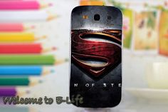 1PCS COOL Batmen BAT MAN SuperMen protective hard back cover caseFor Samsung galaxy s3 i9300 mobile phone case freeshipping