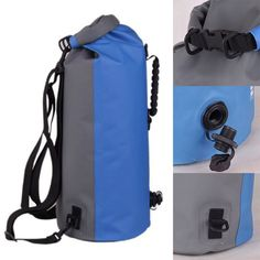 60L Portable Large Capacity Waterproof Floating Dry Bag Backpack Drift Canoeing Camping Swimming Diving Accessories #clothing,#shoes,#jewelry,#women,#men,#hats,#watches,#belts,#fashion,#style