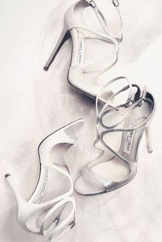 Jimmy Choo's wedding collection for 2015 | La collection mariage 2015 de Jimmy Choo #jimmychooheelswedding #jimmychoobridal