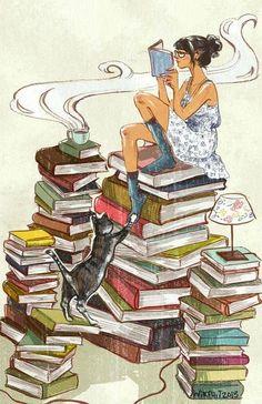 Libri e ancora Libri....la medicina per la nostra mente
