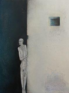 """Saatchi Online Artist: Marleen Pauwels; Mixed Media """"Happiness"""""""