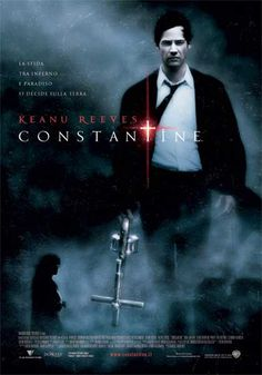 Constantine. Its not a book, but its my favorite movie. Totally counts.