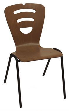 CHAISE CONGRES LILA EMPILABLE