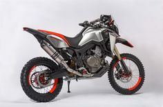 2017 Honda Africa Twin Enduro Sports Concept Motorcycle Released at EICMA 2016 | Honda-Pro Kevin