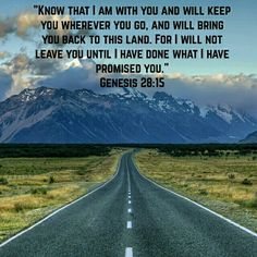 There is so much evidence of God's promises to us in this verse. Psalm 143, Isaiah 48 17, Ephesians 3, Galatians 6, Philippians 4, Simon Pedro, Genesis 28 15, Wait Upon The Lord, Proverbs 16