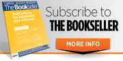 THE BOOKSELLER. The magazine to the book trade in the U.K.  News, deals, charts, blogs, features, author profiles.