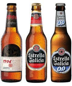 #Estrella Galicia #Cerveceros desde 1906