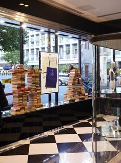 Prop Studios | Book Sculptures | Award-Winning Prop Design, Retail Windows & Events | Bespoke & Hire