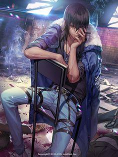 不良道 ~ギャングロード~ ジョーカー ... Hot anime boy