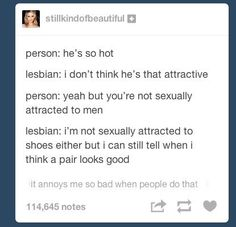 This take down: | The 24 Realest Tumblr Posts About Being A Lesbian