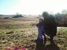 Prachtige dag vandaag  #veluwe #fatherson #mijnjulian #family #familytime #blessed #happylife