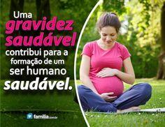 Familia.com.br | Como ficar saudável durante a gravidez.