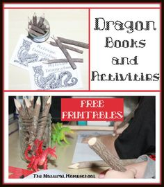 In this post, you will see all the fun we had learning and reading about dragons! Come take a look at ourfree printablesand make sure to visit some other really fun dragon activities at the end of the post.