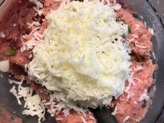 Húsvéti sonkás-tojásos pástétom recept lépés 4 foto Mashed Potatoes, Ale, Grains, Ethnic Recipes, Food, Meal, Ale Beer, Essen, Hoods