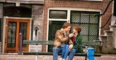 Blog on Amsterdam film and book locations from the Fault in our Stars. If your child has read this book and you are coming to Amsterdam you need to read this blog post. #tfios #amsterdam