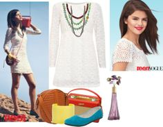 """Get the look selena gomez"" by miss-selenators on Polyvore"