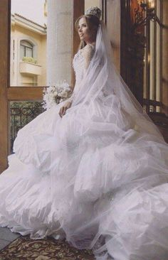 Gloria Trevi Wedding Dress
