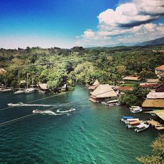 "Rio Dulce, Guatemala  We have some of the craziest stories coming out of Rio Dulce. From our post, ""Old Salts of the Earth, A Travel Story"""