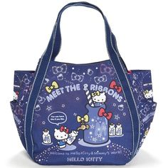 8756bc3104cd  SANRIO  Hello Kitty Hello Kitty 40th Anniversary Mothers Bag Tote from  japan