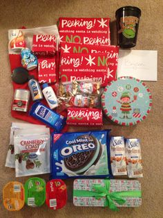 Tay care package | Our Eldest | Pinterest