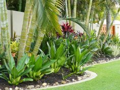 Aménagement jardin avec une touche d'exotisme en 44 photos
