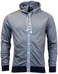 New Jack FLY53 Retro Indie Hooded Jersey Shirt