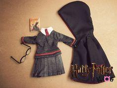 Yo-sd:Harry potter Gryffindor Uniform set