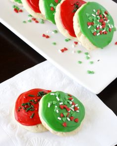 30 Recipes for Christmas Cookies