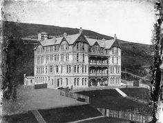 Convent of the Sacred Heart, Island Bay, Wellington, NZ (circa 1900).