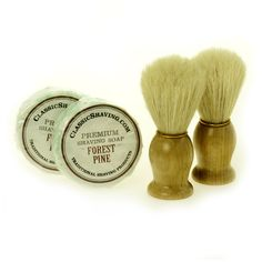 Soap and Brush Special