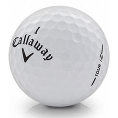 Callaway Tour i(z) $19.95 - The most technologically advanced golf ball on tour. Through 2nd generation Dual Core golf ball construction, Callaway engineers have designed a tour golf ball th... | #callaway #golfballs #golf