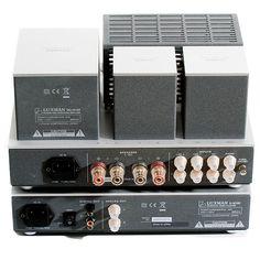 Luxman SQ-N100 -putkivahvistin ja D-N100 -CD-soitin. Audio Amplifier, Audiophile, Audio Equipment, Vintage, Vintage Comics